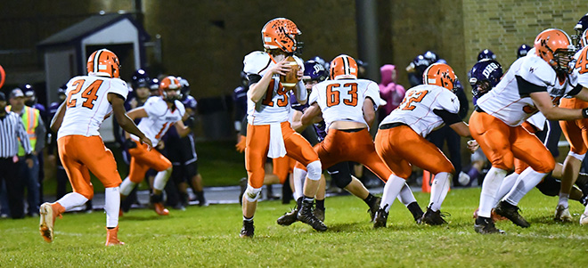 Winnebago's playoff hopes dashed in Dixon