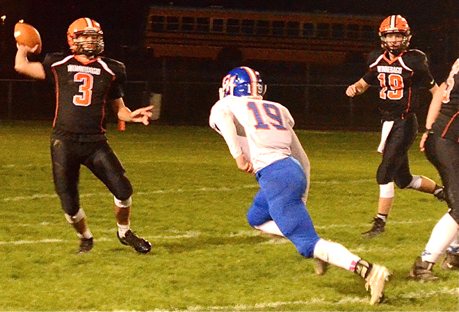 'Bago shows some pluck in loss to state-ranked G-K