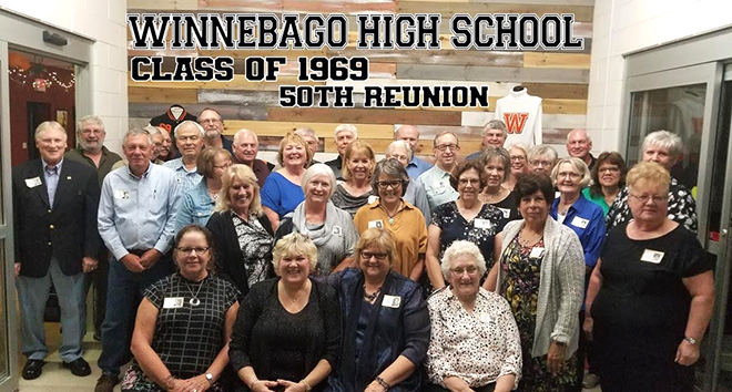 WHS Class of 1969