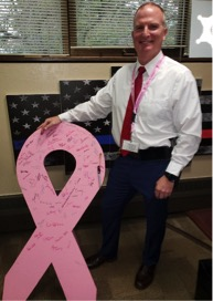 Real Men Wear Pink – going for the Three-peat
