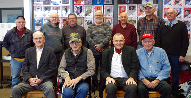 Pecatonica honors veterans from all branches