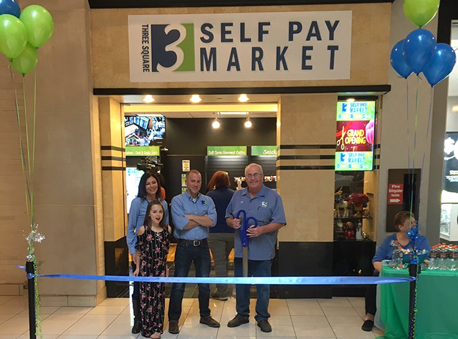 Locally operated business offers self-pay convenience at CherryVale