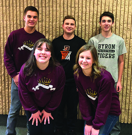 Byron musicians recognized