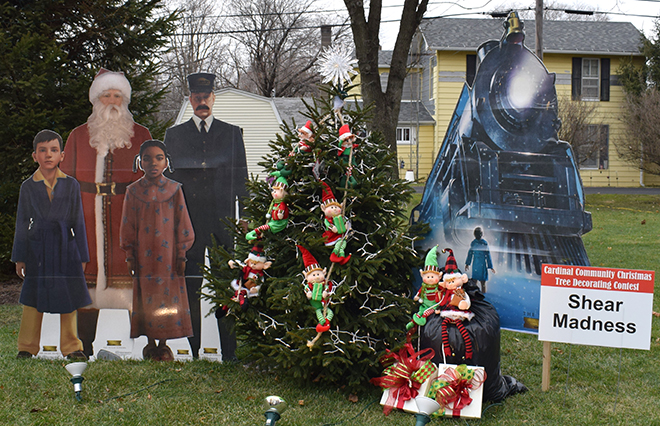 Cardinal Community Christmas announces winners of 8th annual tree decorating contest