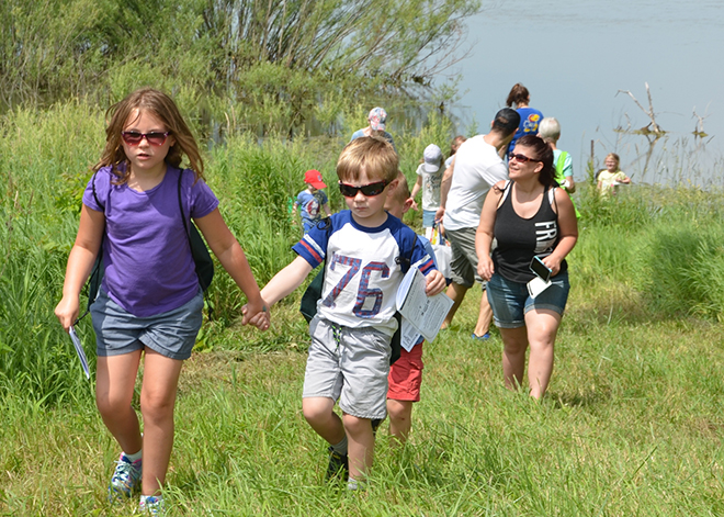 Free Admission Family Nature Day receives grant