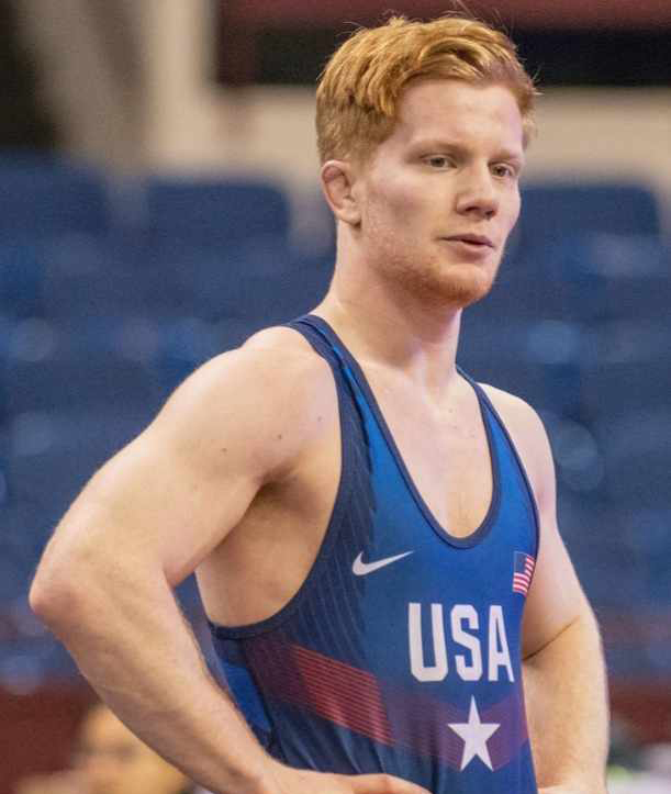 Baker qualifies for Olympic Trials in Greco-Roman Wrestling