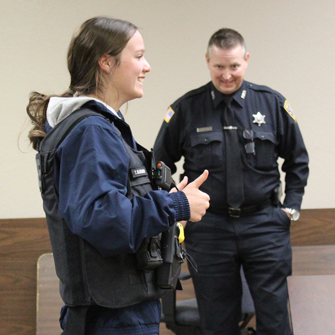 A day in the life of a Belvidere Patrol Officer