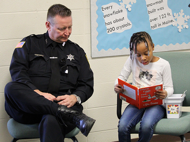 Reading Role Models in Belvidere Schools
