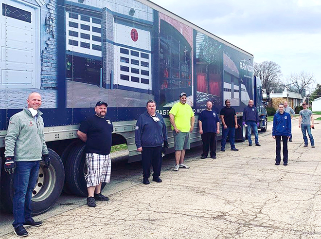 Amboy company pays it forward to local organizations during COVID-19