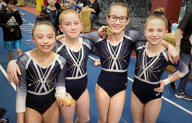 J&J Athletes bring home 23 medals from Peoria competition.
