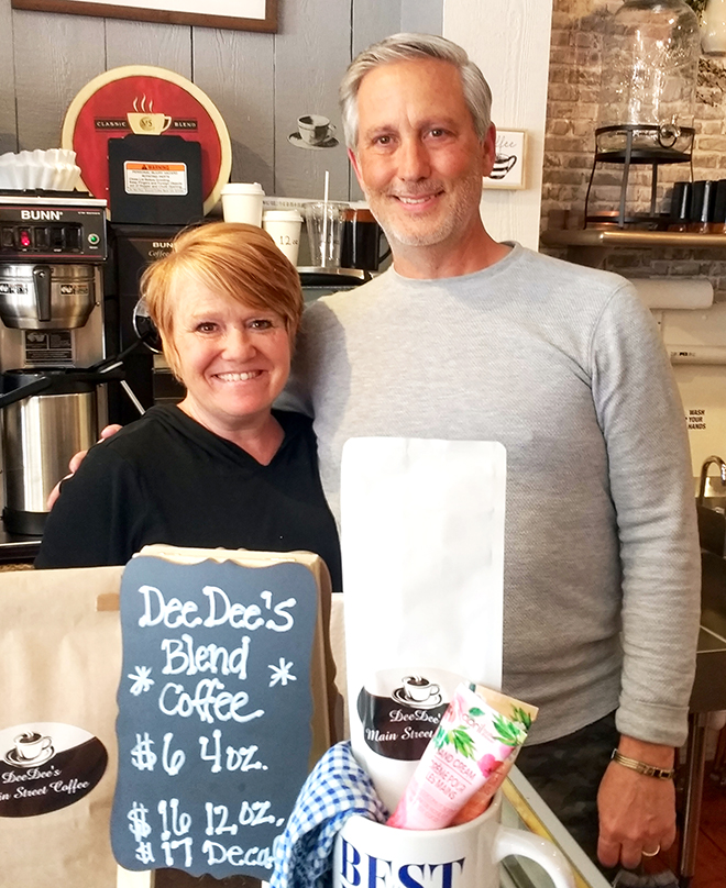 Coffee lovers rejoice! A new coffee shop opens in Rockton
