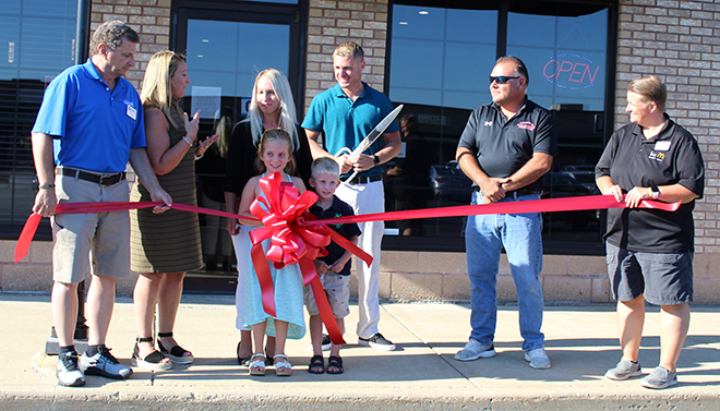 New chiropractic clinic opens its doors in Poplar Grove