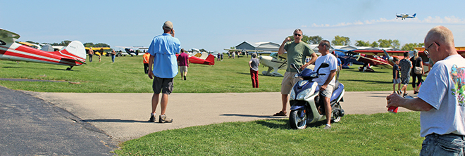 48th Annual Poplar Grove Airport Fly-In packed with guests