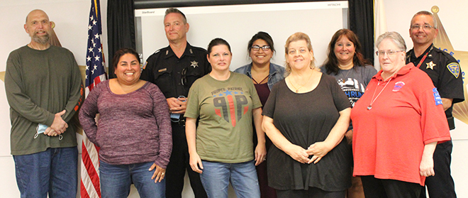 Citizens Police Academy: Defensive Tactics and graduation
