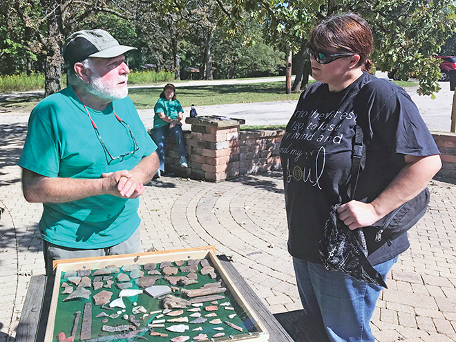 Photogrammetry provides information for archaeological digs at Macktown Education Center