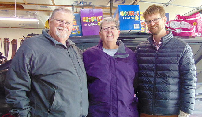 South Beloit resident enlists help getting donations for Miss Carly's