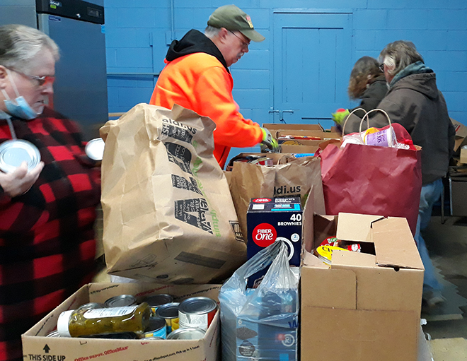Generous Feed the Need donations will help many hungry families