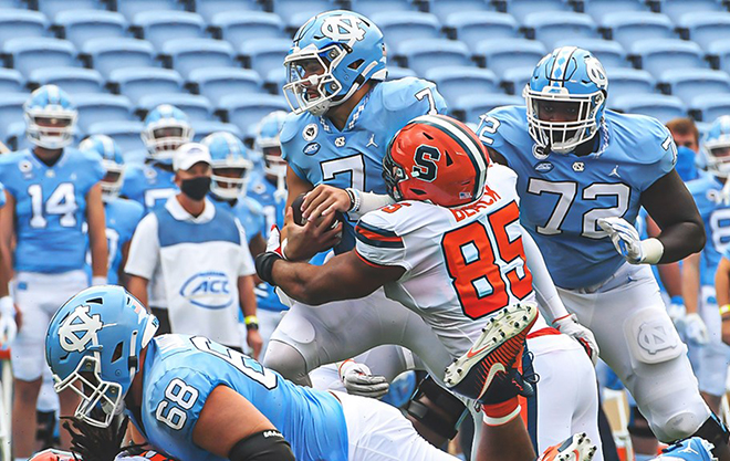 Harlem graduate Josh Black opts for extra year of college football