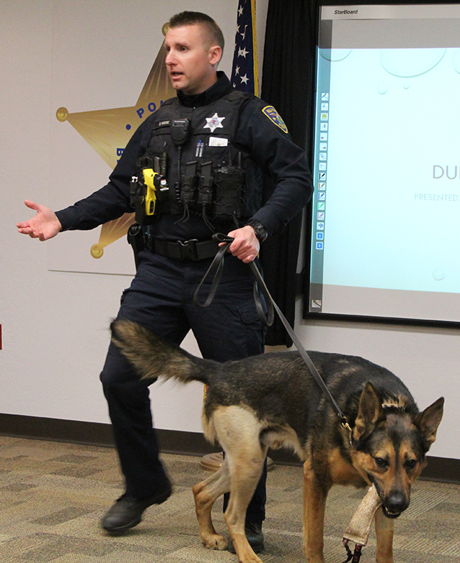 CPA: Police K-9s and DUI enforcement