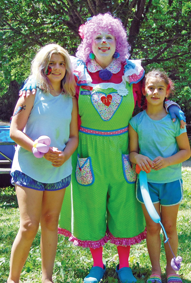 Lions Clubs Fish n' fun event created smiles and memories
