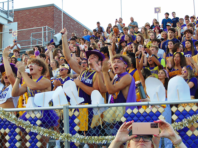 Purple and Gold Fest marks official kick off for teams