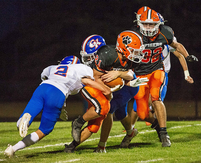 Big Northern battles clearing path for Byron