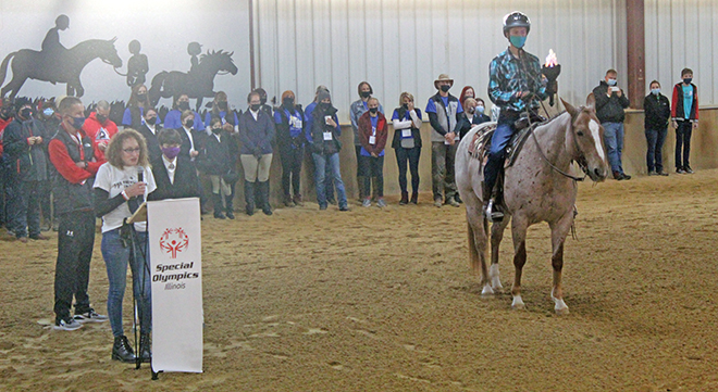 More than 400 Special Olympics Illinois Athletes compete in 2021 fall games